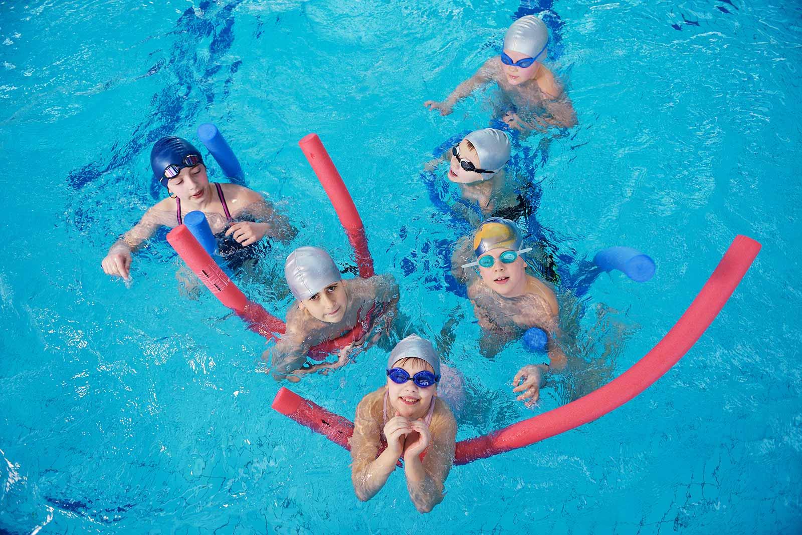 Schwimmlernkurs (ab 4. Lebensjahr)