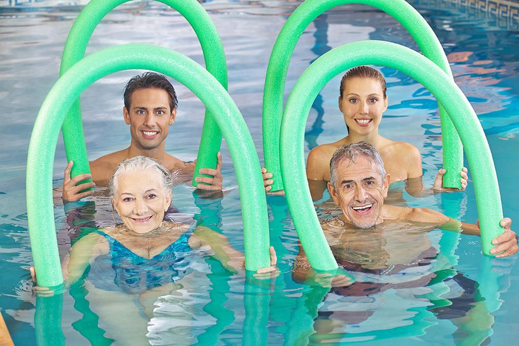 Aquafitness /-Gymnastik